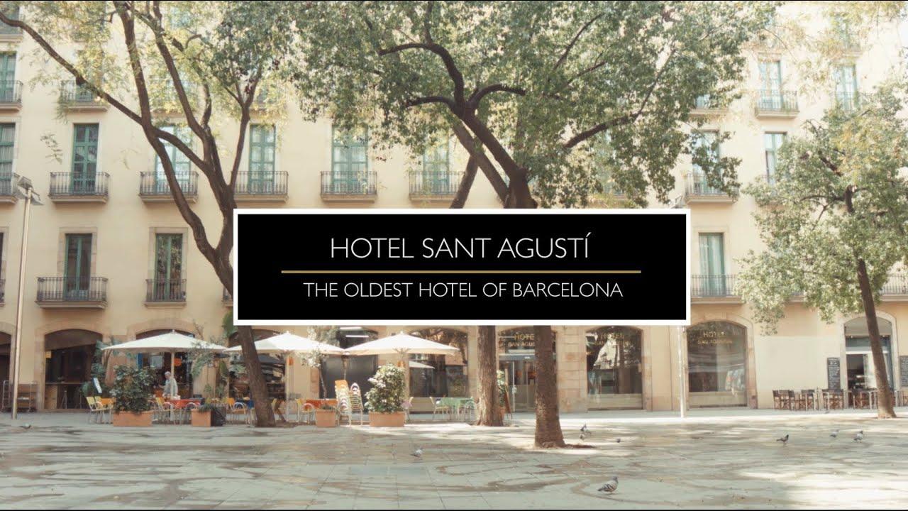 Hotel Sant Augusti Barcellona