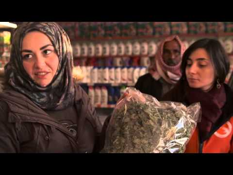 Syrian Refugees in Turkey-GLOBE Tv