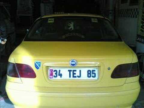34 tej 85 ticari taksi