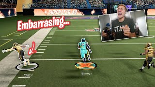 EMBARRASING Kids In Superstar KO... Madden 20