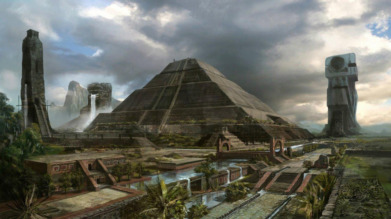 Тайны древнего мира видео