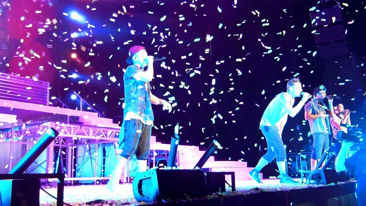 Confetti Falling (live)Big Time RushYouTube