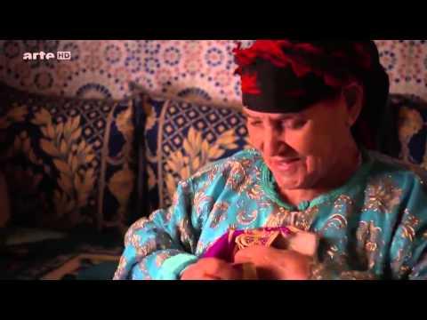Ein Palast in Marrakesch : Tausendundeine Nacht in Marrakesch Marokko