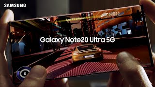 Quyền năng dẫn nhịp sống Galaxy Note20 | Note20 Ultra 5G - Đặt trước ngay