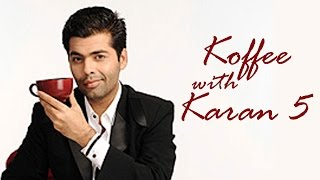 Karan Johar back with Koffee With Karan Season 5