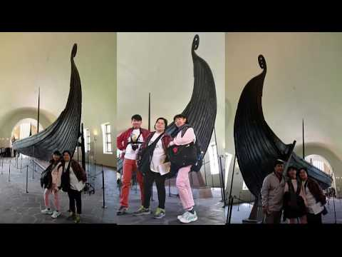 3TaoPaTiew: 14D in Norway, Ep11(D2) Viking Ship Museum,Oslo