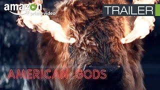 American Gods - NUEVO Trailer Oficial Español | Amazon Prime Video España