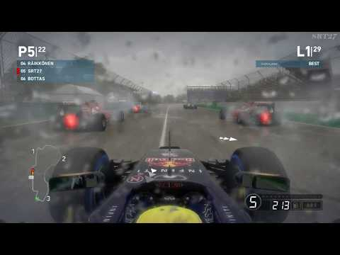 F1 2014 Australia Coop