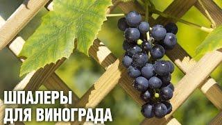 Шпалера для винограда | Hitsad.ru(, 2016-04-19T11:24:42.000Z)