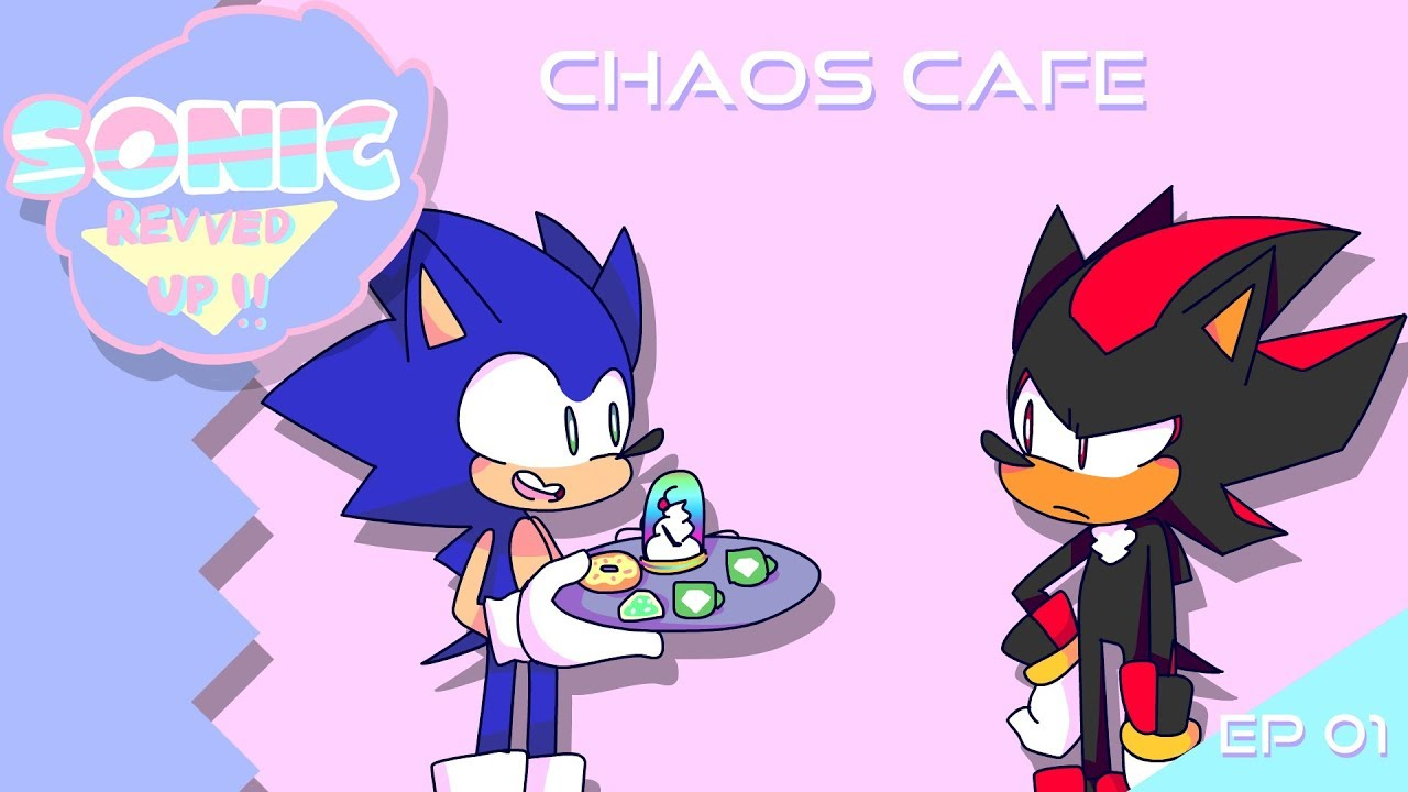 Download Chaos Cafe - Sonic Revved Up!! Ep. 1 (Animation)