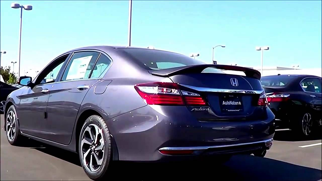 2016 Honda Accord Coupe V6 0 60