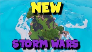 New Storm Wars Creative Map (Endgame Simulator) Made by Lunatic and Swank