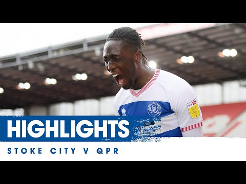 Stoke QPR Goals And Highlights