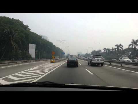 Haze in Klang@25th  June 2013