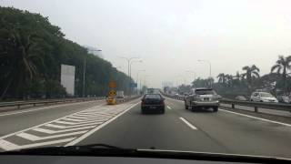 Haze in Klang@25th  June 2013