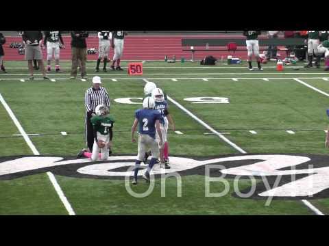 Saratoga Vs. Shen 8th grade modified football