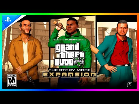 GTA 5 Expanded