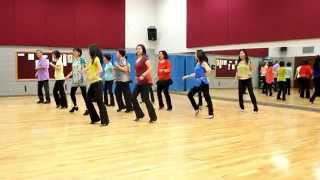 Boiling Point - Line Dance (Dance & Teach in English & 中文)