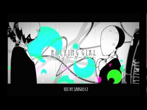 [UTAU] Rolling Girl- Crevan