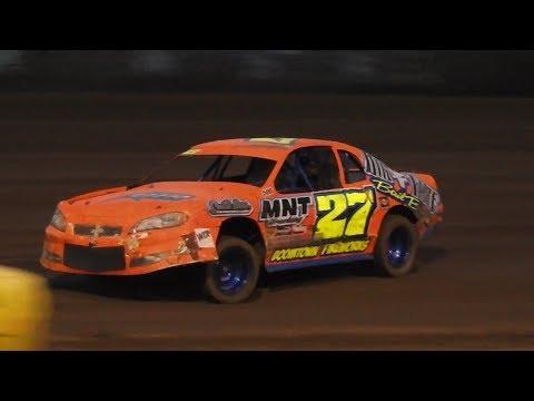 Salina Speedway Coors Light IMCA Stock Cars 9-15-17