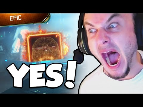 BEST SUPPLY DROP OPENING! (Call of Duty: Black Ops 3 Supply Drop Opening)