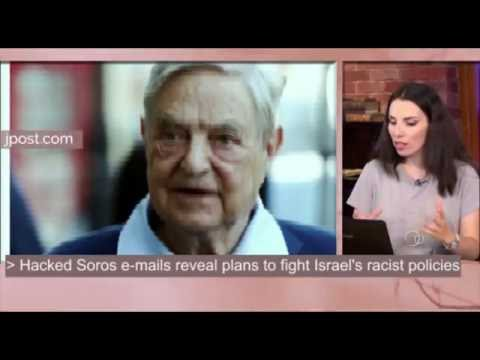 Why People Like George Soros are Anti-Israel