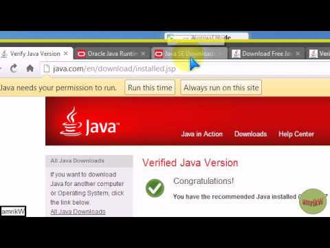 Download java 7 update 11 offline installers.