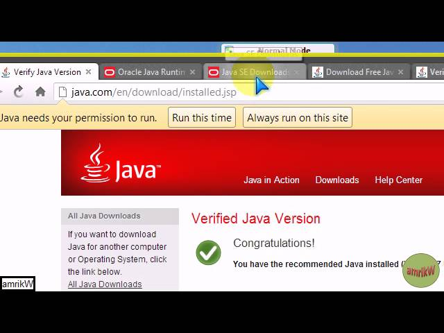 java software free download for windows xp