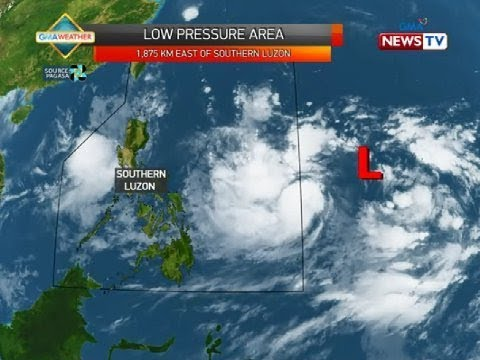 BT: Weather update as of 12:32 p.m. (September 10, 2019)