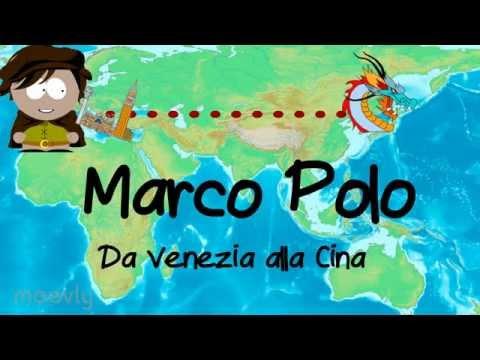 viaggio completo Marco Polo
