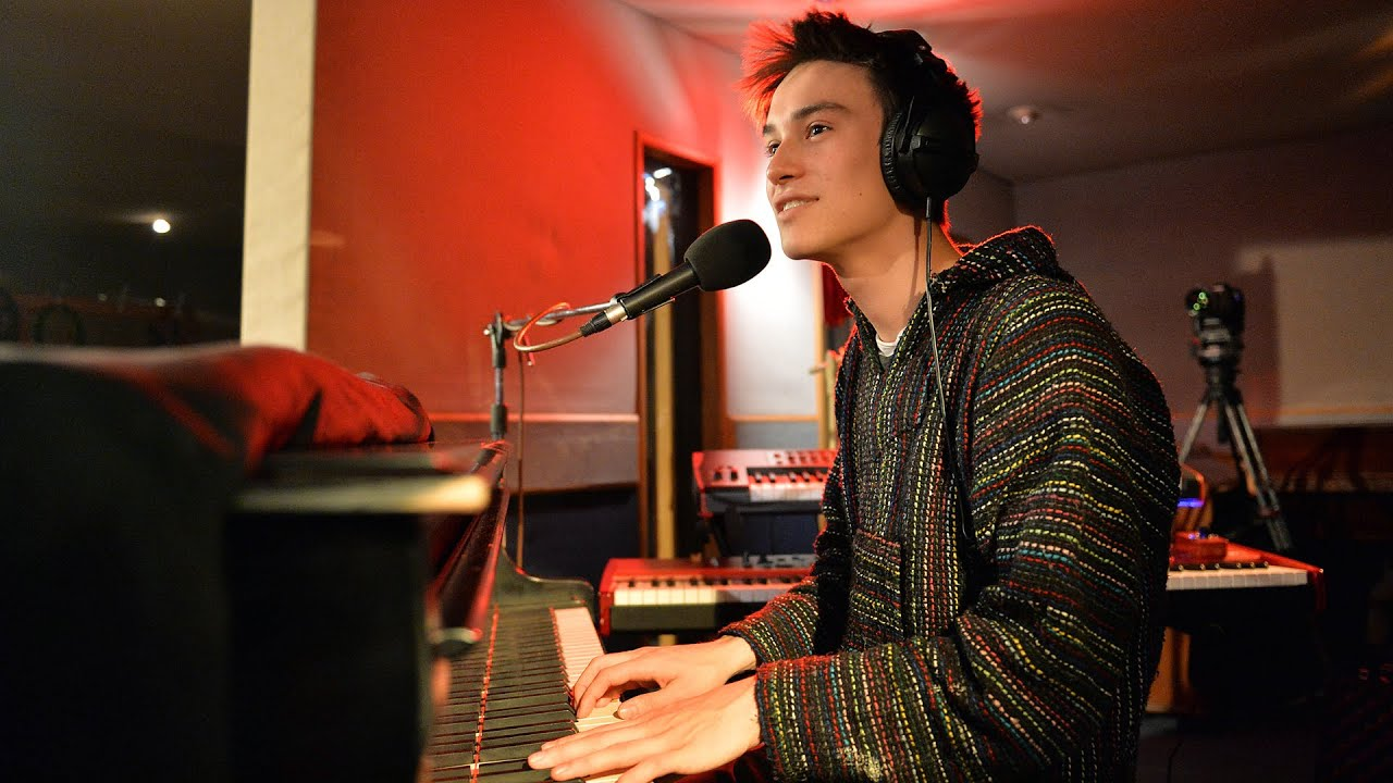 Jacob Collier Danny Boy Maida Vale Session Youtube