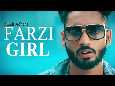 Farzi Girl - Sumit Adhana || Latest Punjabi Song || Lokshun Virsa
