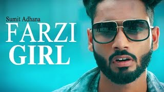 Farzi Girl Sumit Adhana  Latest Punjabi Song  Lokshun Virsa
