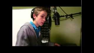 "Tanner Linford ""Say Something"" by A Great Big World ft. Christina Aguilera"