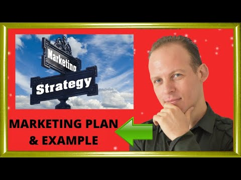 20 Marketing Plan Tips: How To Write A Marketing Plan With Free Template And Example