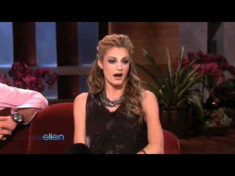 Erin Andrews & Maksim Chmerkovskiy Answer the Dating Rumors