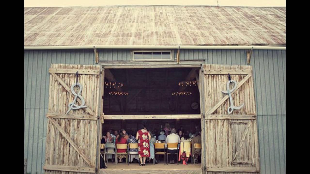 Shabby Chic Barn Door