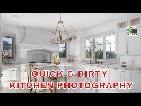 QUICK & DIRTY REAL ESTATE PHOTO EDIT