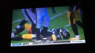 Steelers Vs Eagles Preseason 2016 Commercial Break 2