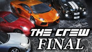 The Crew - FINAL ÉPICO [ Playstation 4 - Playthrough PT-BR ]