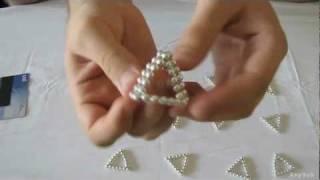 neodymium neocube magnet spheres 3d shapes tutorial