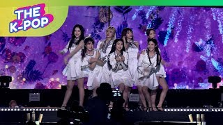 OH MY GIRL, Remember Me [Dream Concert 2019, Fancam, 190518] 60P