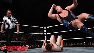 Sheamus vs. Big Show: Raw, November 17, 2014