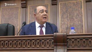 «Բալասանյանը» դեմ քվեարկեց Բալասանյանին անվստահություն հայտնելու մասին սեփական նախագծին