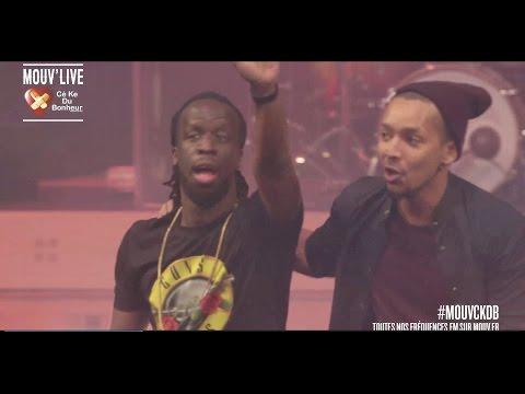 "YOUSSOUPHA feat. WALY DIA : ""On se connaÎt"" #MOUVLIVECKDB"