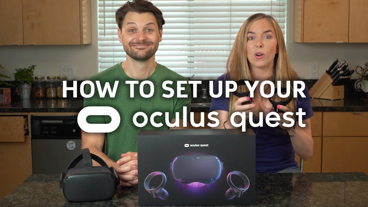 How to Set Up Your Oculus Quest