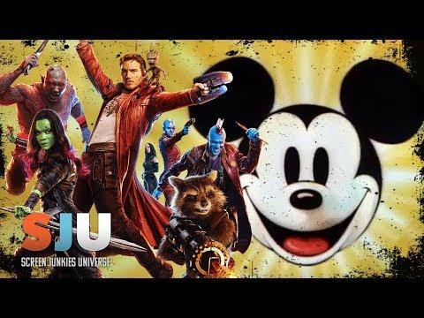 Disney Holds Firm on James Gunn Firing - SJU