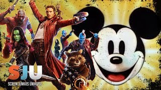 Disney Holds Firm on James Gunn Firing - SJU
