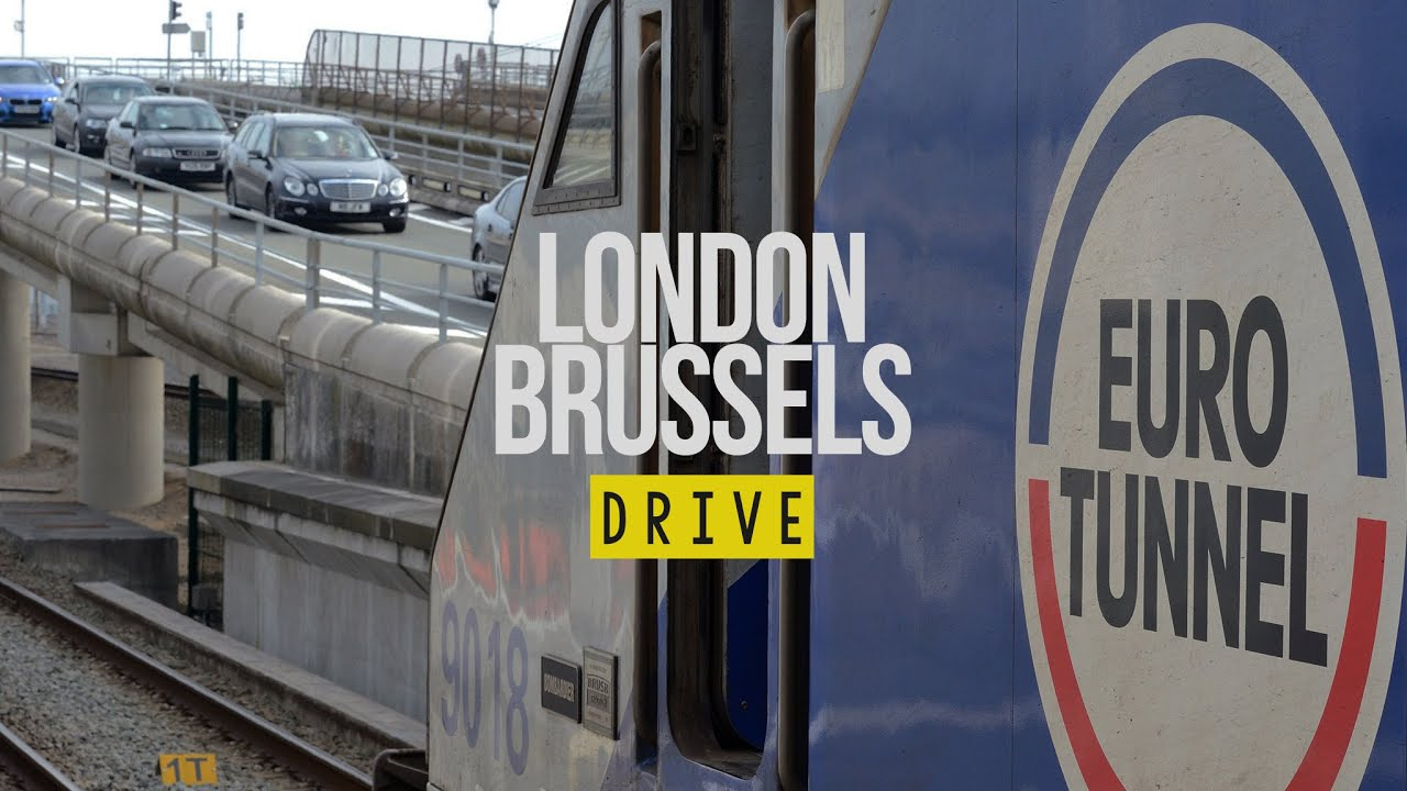 My Drive London To Brussels 2015