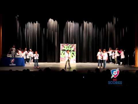 2015 DC SCORES Poetry Slam! -- Miner Elementary School